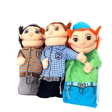 תמונה של פאפאלך - בובות תיאטרון - בנים
