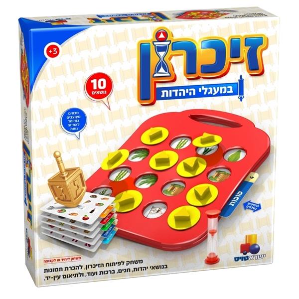 תמונה של זיכרון - במעגלי היהדות